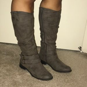 Merina Slouch Boots